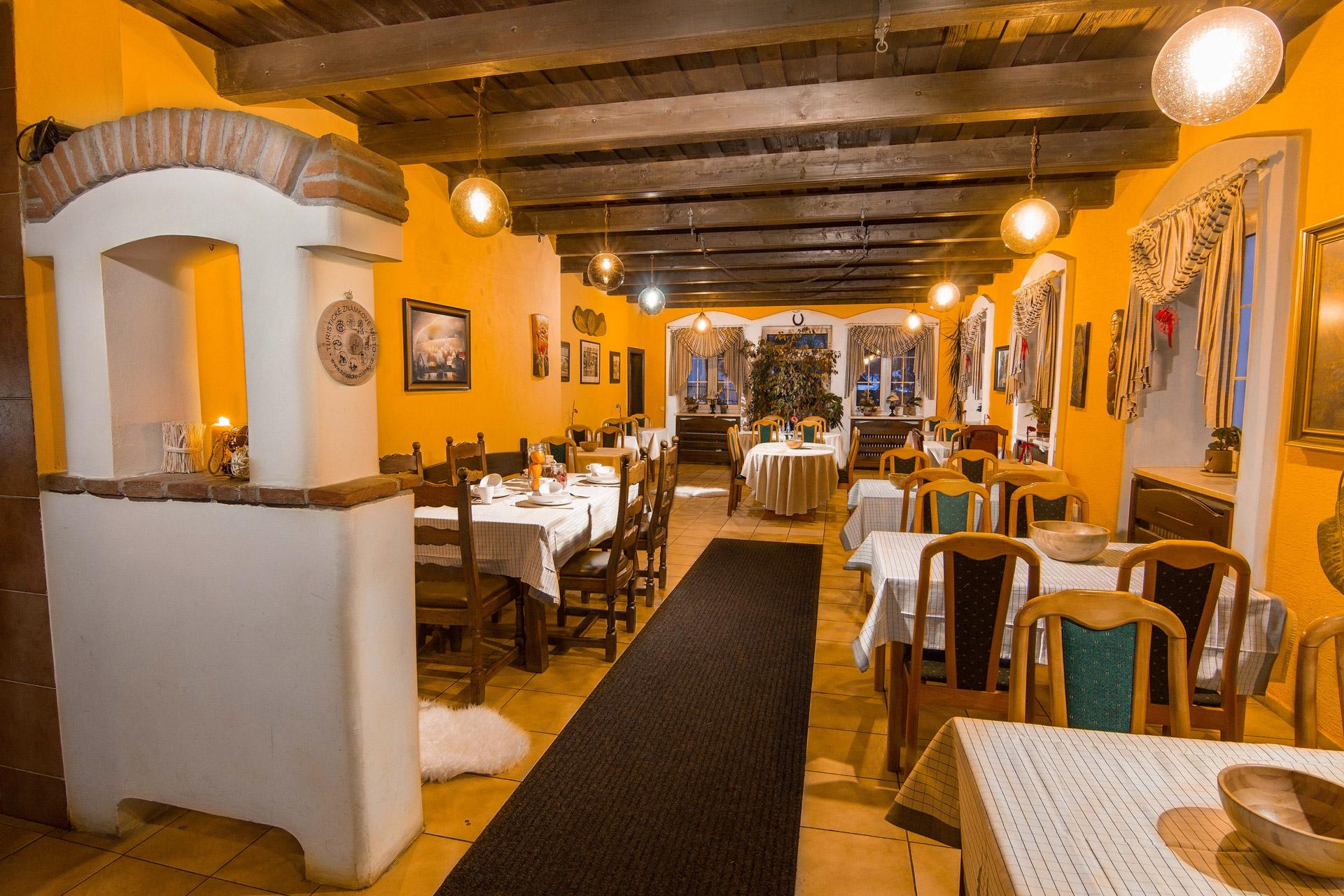 Restaurace - Hotel Žákova Hora